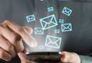 Email and SMS Communication.