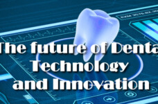 Futuristic Dental App Interface For Medical And Scientific Purpose Representing The Future of Dental Technology And Innovtion.